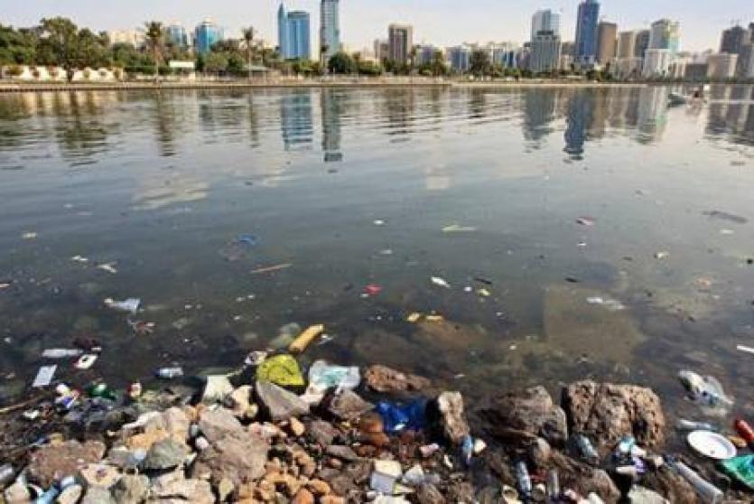 مياه ملوثة